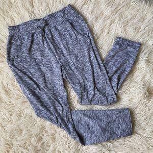 Gray Abercrombie Joggers Sz S
